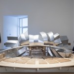 Models of Jay Pritzker Pavilion, Chicago at the Vitra Design Museum by Frank Gehry, Photographer Bettina Matthiessen ©Vitra (www.vitra.com)