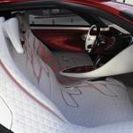 Renault DeZir concept interior