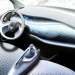 Ideas for the Renault DeZir concept