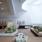 View of the exhibition at the Vitra Design Museum by Frank Gehry, Photographer Bettina Matthiessen ©Vitra (www.vitra.com)
