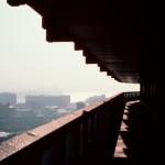 View from the balcony ©Robin Hood Gardens Re-Visions, Twentieth Century Society
