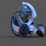 Heikki Juvonen's E3POD Citroen concept