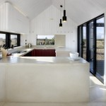 NORD Shingle House kitchen - courtesy of Living Architecture