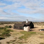NORD Shingle House in Dungeness - Courtesy of Living Architecture