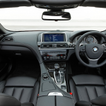 Inside the BMW 6 Series Convertible