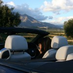 BMW 6 Series Convertible on location in Andalucia, Spain ©RL Banks