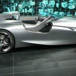 BMW's Vision ConnectedDrive at the Geneva Motor Show 2011 ©Nargess Shahmanesh Banks