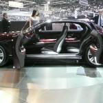 Bertone B99 Jaguar concept car Geneva Motor Show 2011 © Nargess Shahmanesh Banks