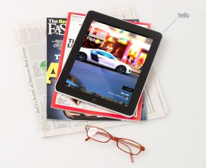 Interactive winner Flipboard by Mike McCue and Evan Doll, US