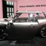 Mini Rocketman concept at Geneva Motor Show 2011 © Nargess Shahmanesh Banks