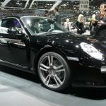 Porsche 911 Black Edition production car at the Geneva Motor Show 2011 © Nargess Shahmanesh Banks