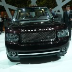 Range Rover Autobiography Ultimate production car at the Geneva Motor Show © Nargess Shahmanesh Banks