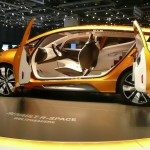 Renault R Space concept at the Geneva Motor Show 2011 © Nargess Shahmanesh Banks