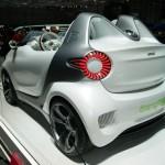 Smart Speedster concept at the Geneva Show 2011
