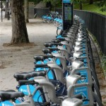 Transport award Barclays Cycle Hire by Transport for London, UK