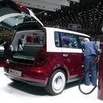 VW Bulli concept at the Geneva Motor Show 2011 © Nargess Shahmanesh Banks
