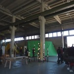 Exhibition space RCA Intent at Milan Salone del Mobile