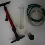 2011 James Dyson Award entry the Flexi-Pipe Pump