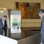 Hans Ulrich Obrist, co-director Serpentine Art Gallery ©Valerie Bennett AA School