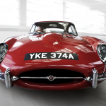 Jaguar E-Type Coupe series one