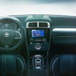 Inside the Jaguar XKR S