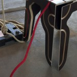 Yoav Reches exhibiting as part of RCA Intent at Milan Salone Del Mobile