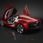 Renault DeZir concept representing love