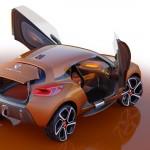 Renault Captur concept is about exploration