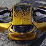 Renault R-Space concept is the monospace stage