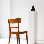 Rolf Sachs In Pulse 'watch this space' at the Milan Furniture Fair