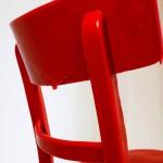 Rolf Sachs In Pulse waxwork at the Milan Furniture Fair