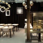 Tom Dixon's Multiplex, a pop-up viewing theatre, broadcasting centre, restaurant, shop and gallery