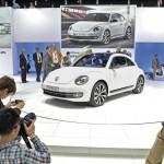 Volkswagen Beetle at Auto Shanghai 2011