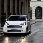 Aston Martin Cygnet Launch Edition in white
