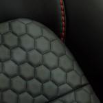 Aston Martin Cygnet interior trim choice