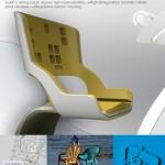 Ido Baruch's Otto for Tel Aviv seat design