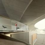 WEST_WAY. Land beneath A40 Westway ©Moxon Architects