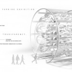 Julliana Cho's Porsche storage system for skeletons