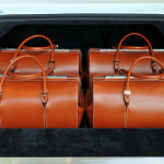 Rolls Royce bespoke luggage
