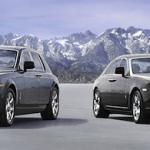 Rolls Royce model range