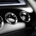 Aston Martin Virage Volante dash