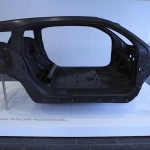 BMW's LifeDrive modular architecture with the carbonfibre Life passenger cell