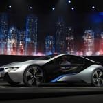 BMW i8 premiers in Frankfurt