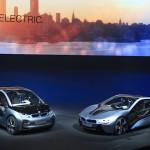 BMW i3 and i8 presentation