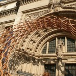 AL_A's Timber Wave at the V&A - photo© NS Banks