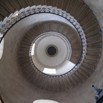 John Pawson's Geometric Staircase at St Paul's Cathedral photo© londondesignfestival.com