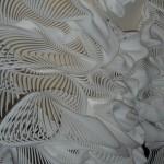 'Escapism' dress by Iris van Herpen and Daniel Widrig part of Industrial Revolution 2.0 - photo© NS Banks