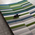 Bouroullec Textile Field photo© Studio Bouroullec & V&A Images, Victoria and Albert Museum