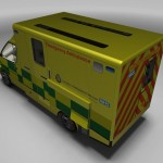 RCA students and Helen Hamlyn Centre collaborate on ambulance interior