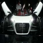 Audi Urban Concept Coupe front - Frankfurt 2011